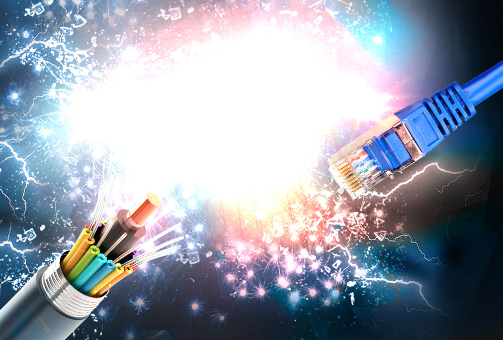 Gigabit Ethernet vs. Fiber Optic : Which Is Better?