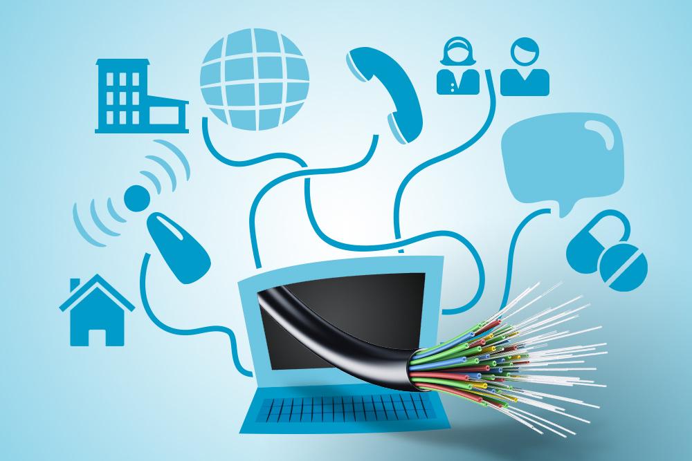 Practical Applications of Fiber Optics