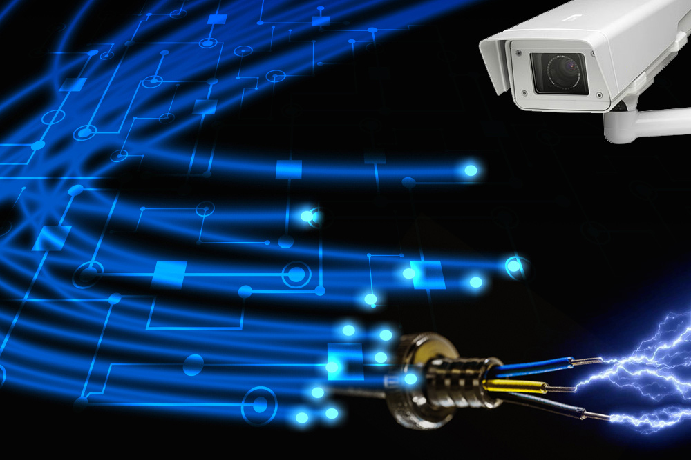 How Fiber Optics Improves a Company's Security System