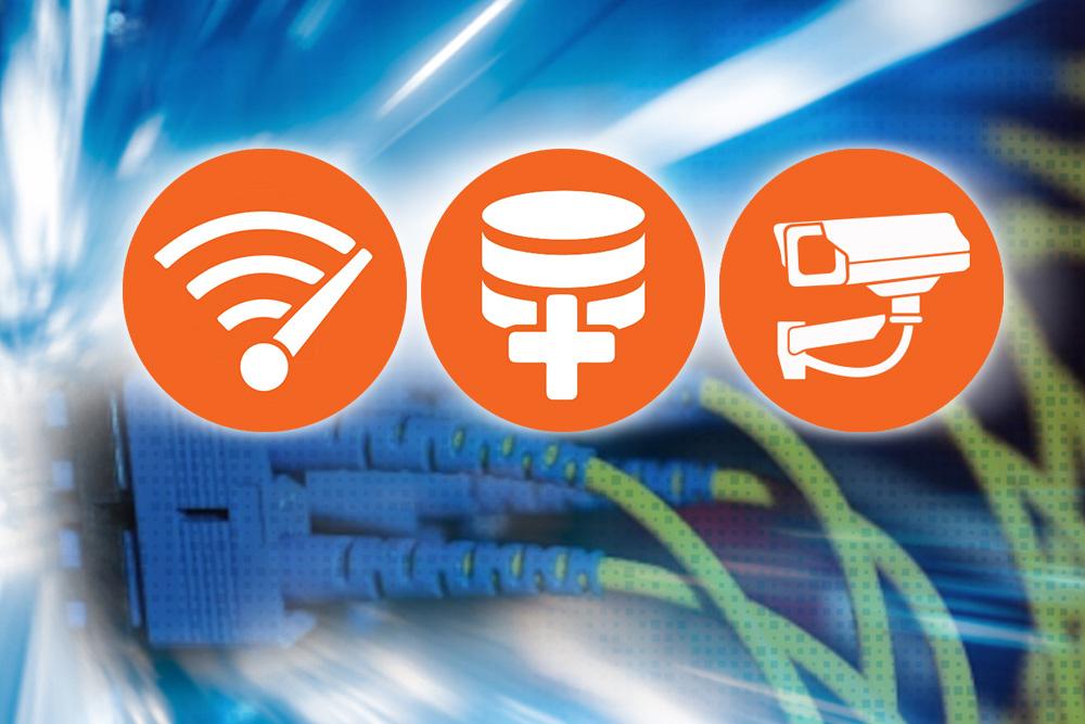 Fiber Optic Breakthrough in Improving Security for Businesses