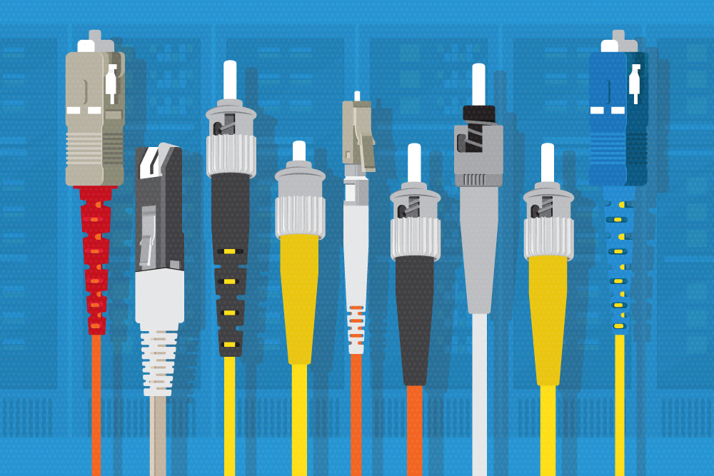 Types of Fiber Optic Cables and Their Uses